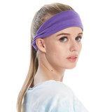 경량 스포츠 머리띠는 여자 남자를 위한 모자 안쪽 땀받이를 미끄러진다