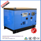 中国の電気始動機50Hz 10kwの極度の無声ディーゼル発電機Bm10s