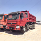 덤프 트럭 6*4 쓰레기꾼 또는 팁 주는 사람 트럭 트럭