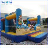 Castelo inflável de salto inflável comercial do parque com certificado do Ce