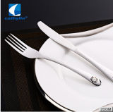 Produtos de boa qualidade de talheres de avião para restaurante