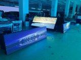 フルカラーの前部サービス屋外のLED表示印を広告するP10