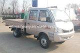 Carro ligero doble caliente del camión del cargo de la venta Rhd/LHD 78HP 1.2L Cabine mini /Small/