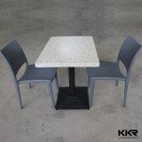Muebles 4 Seater del restaurante que cena sillas y los vectores
