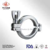 El precio bajo del mercado para la Tri-Abrazadera del acero inoxidable 304/316L