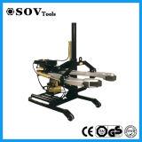 大きいギヤのための手段によって取付けられる油圧ベアリング引き手