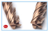 4 ребра карбида вольфрама конечных продуктов