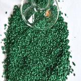 PP/PE/EVA hellgrüner Plastik aufbereitete Masterbatch Körnchen
