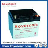 Batería de plomo solar de la batería 12V 50ah del gel de la batería de la alta calidad 24V 50ah
