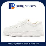 2018 neue Entwurfs-Form-bequeme beiläufige weiße Segeltuch-Sport-Schuhe