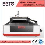 ausgezeichnete Laser-Ausschnitt-Maschine der Faser-1000W mit einzelnem Tisch