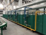 Linea di produzione del cilindro di GPL fornace di trattamento termico