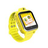 3GはGPSの位置のスマートな電話腕時計をからかう