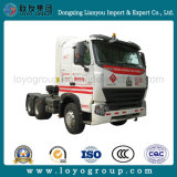 Camion HOWO Sinotruk-A7 371hp 420HP 6X4 chariot tracteur