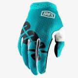 Il motocross protettivo del guanto di 100% MTB/BMX mette in mostra i guanti