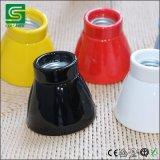 Lampenhalter-keramische helle Kontaktbuchse des Porzellan-E27 mit SAA und Cer