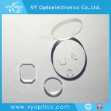 Cristal de zafiro óptica ventanas Oval Elipse Wafer utilizado en equipos médicos