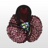 La última hebilla más barata de la ropa con el diamante, accesorios de los zapatos