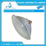 Luz subacuática impermeable de la piscina de la lámpara de DMX512 12V PAR56 LED