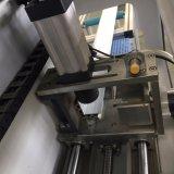 Cortadora de aluminio del clave de la esquina de la cortadora del perfil del CNC