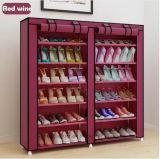 Equipamento para Engraxar os Sapatos de armário de racks de grande capacidade de armazenamento de dados móveis domésticos DIY Rack Sapata portátil simples (FS-03H)