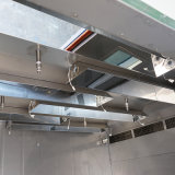 Pièce d'essai/chambre climatiques de plain-pied électroniques de la température et d'essai d'humidité (HD-E702)