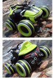 Das crianças vermelhas plásticas do brinquedo dos miúdos motocicleta elétrica