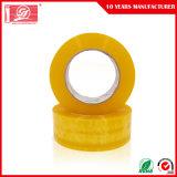 Grado comercial fuerte adhesión BOPP cinta adhesiva de embalaje