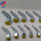 20441 Dkol que ajusta Dkos guarniciones de manguito hidráulicas del anillo o femenino métrico de la fabricación de la pieza acodada de 45 grados