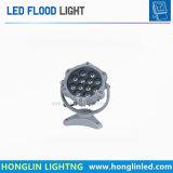 Paysage de plein air d'éclairage LED Spotlight 12W 24W 36W Projecteur à LED