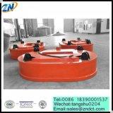 Электромагнит Oval-Shaped крана поднимаясь для регулировать стальные утили MW61-250200L/1-75