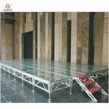 4ftx4FT bauen das Stadiums-Plattform-Aluminiumstadium zusammen, das in Mittlerem Osten populär ist