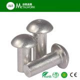 Алюминиевые заклепки привязки с круглой головкой грибов
