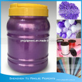 Super Fine colorés Pearl Luster pigment pour la résine de coulée de l'artisanat