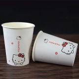 Taza caliente del papel disponible de la historieta 8oz de China para los cabritos