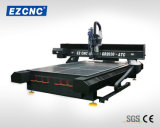 Ezletter Cer-anerkannte China-Entlastung 2030, die Ausschnitt CNC-Fräser (GR2030-ATC) arbeitet, schnitzend