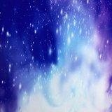 Anchura estrellada de inmersión hidráulica los 50cm del cielo I578f1002b de la película de la impresión de la película soluble en agua