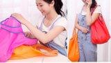 La moda bolsa de compras de comestibles plegable reutilizable duraderas bolsas de viaje Bolso multifunción Home Bolsa de almacenamiento consumibles Accesorios