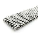 18 20 22 cinturini di vigilanza della maglia dello squalo dell'acciaio inossidabile di 24mm