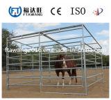 Гальванизированная загородка лошади загородки скотин/оленей скотин