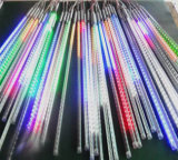 Indicatore luminoso multicolore dell'acquazzone di meteora del LED per gli alberi