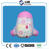 Africa Hot Sell Cloth Like Baby Diaper with Magic Tape