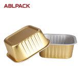 5oz Colorido papel de aluminio Muffin Cake hornear tazas