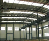 가벼운 물자 강철 구조물 공장 헛간, 직업적인 공장 강철 구조물