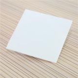 Strati del tetto del policarbonato glassati plastica spessa 2mm trasparente UV di protezione