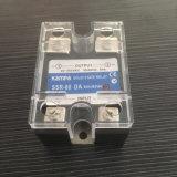 ССР 80da 3-32VDC к релеему одиночной фазы 24-480VAC полупроводниковому