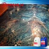 فريدة [5كغ] أو [1كغ] عدة 2 مركّبة [أب] لمعان يستعصي معدنيّة إيبوكسي أرضيّة لون اصباغ