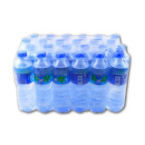 Agua Mineral semiautomático de bebidas de máquina de embalaje Envolver Machine, máquina de envoltura retráctil