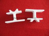 Qualidade elevada Al2O3 Suporte de cerâmica