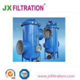 Elevada eficiência do filtro de limpeza automático